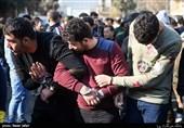 11 اراذل و اوباش شاخص در کاشان دستگیر شدند/کشف 75 فقره سرقت با دستگیری 8 سارق
