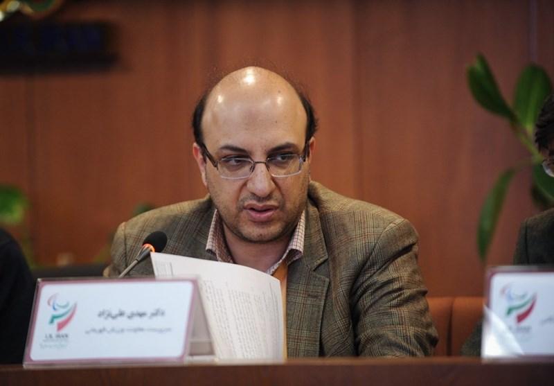 علینژاد: وزارت ورزش هیچ گزینهای برای ریاست فدراسیون دوومیدانی ندارد/ حامی کاندیدای خاصی نیستیم