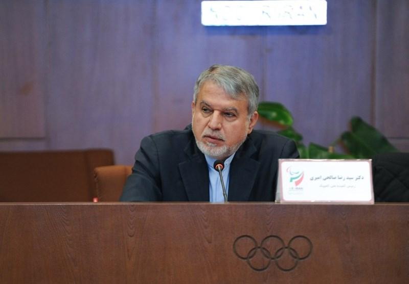 صالحیامیری: مهاجرت ورزشکاران را تخریبی نبینید/ به دنبال برابری کمی و کیفی زنان در مسابقات هستیم