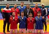 مسابقات قهرمانی کشور آلیش آزاد مردان برگزار میشود