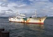 روسیه 5 کشتی توقیف شده ژاپنی را آزاد کرد