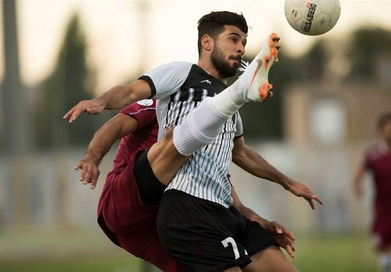 لیگ برتر فوتبال| تساوی نفت مسجدسلیمان و پیکان در نیمه نخست