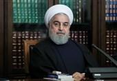 پیام تسلیت روحانی به مناسبت سقوط هواپیمای مسافربری اوکراینی