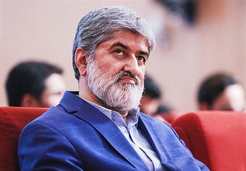 مطهری: لاریجانی اصلح نیست/ کاندیدای پوششی نیستم