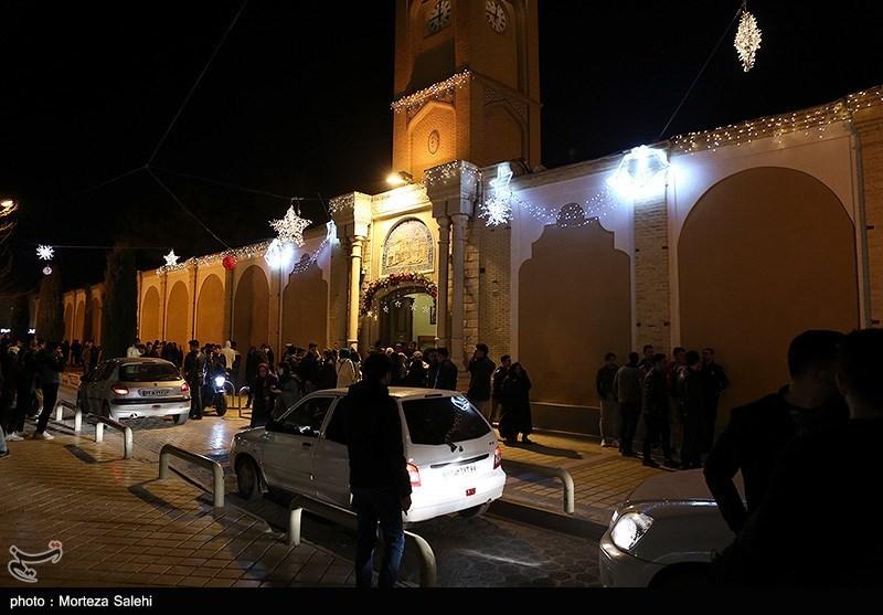 Iranian Christians Celebrate Christmas in Isfahan's Jolfa