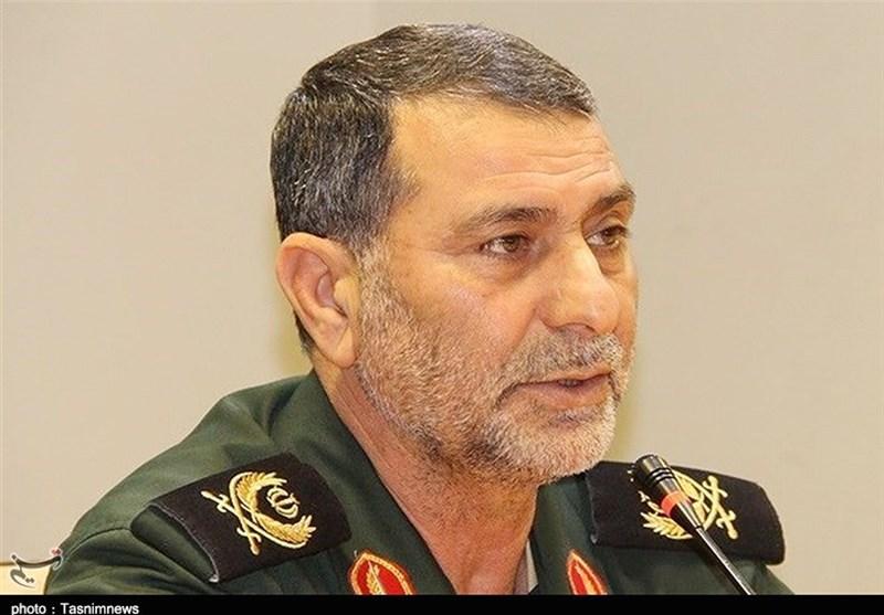 فرمانده سپاه کردستان: آماده کمک به دولت برای توسعه سرمایهگذاری و حل مشکلات هستیم