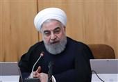 روحانی: هیچ قدرتی بالاتر از حضور، ایستادگی، فداکاری و اتحاد مردم نداریم