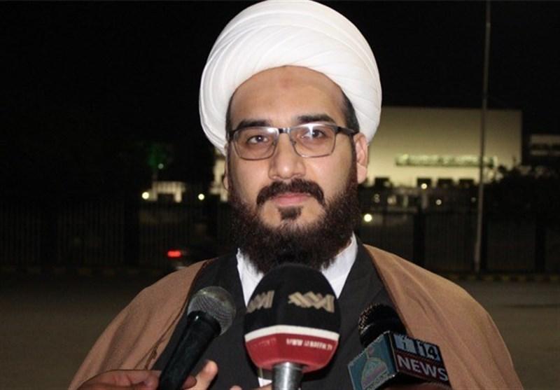 عالمی دہشت گردی اور استکباری طاقتوں کا مقابلہ جاری رہےگا، علامہ ہادی حسین