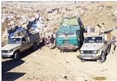 کولبران سیستان و بلوچستان مجاز به ورود 800 قلم کالا هستند