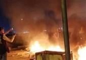 السومریه خبر داد: درگیریهای مجدد در کربلا و به آتش کشیده شدن یک مقر حزبی