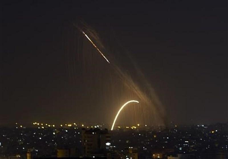 حمله هوایی رژیم صهیونیستی به فرودگاه نظامی «تی4» سوریه