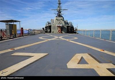ناوشکن سهند پیشرفتهترین ناوشکن ایرانی است که بهمن سال گذشته به ناوگان نیروی دریایی ارتش ملحق شد. ناو سهند با شماره بدنه 74 یکی از محصولات پروژه موج نیروی دریایی ارتش است و بعد از ناوهای جماران و دماوند سومین محصول این پروژه است که تحویل نداجا شده است. این ناو 94 متر طول و 11 متر عرض دارد و وزن آن 1300 تن است، و میتواند با تمام خدمه خود 150 روز دریانوردی داشته باشد.
