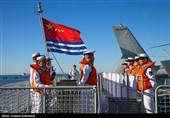 بازتاب گسترده رزمایش دریایی مشترک ایران، روسیه و چین در رسانههای منطقه و جهان