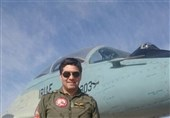 Iran Army Confirms Martyrdom of Crashed Fighter Jet's Pilot