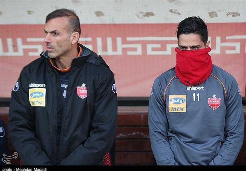 حسینی: همه تیمهای دنیا بلاتکلیف هستند/ امیدوارم تغییرات به سود پرسپولیس باشد