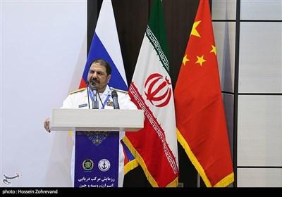 اجتماع تنسيقي للمناورات المشتركة بين ايران وروسيا والصين