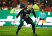 Persepolis Keeper Radosevic Hits Out at AFC's Decision