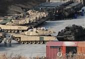 به صدا درآمدن آژیر خطر در پایگاه نظامی آمریکا در کره جنوبی