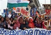 ائتلاف 100 حزب و گروه فعال هند برای تظاهرات علیه قانون تبعیض مذهبی