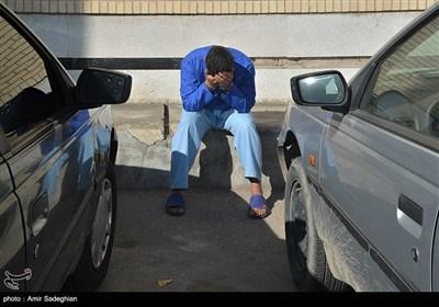 کشفیات مواد مخدر و دستگیری سارقین درون خودرویی در شیراز