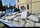 37 تن انواع مواد مخدر در اصفهان کشف شد