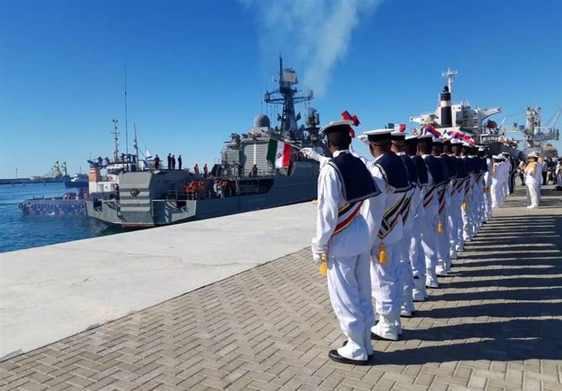 گزارش: 10 دلیل اهمیت برگزاری رزمایش مشترک ایران،چین و روسیه