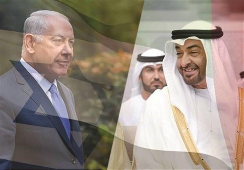 کشور امارات متحده عربی , رژیم صهیونیستی (اسرائیل) ,