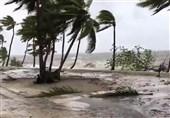 طوفان در آمریکا جان 10 نفر را گرفت/ قطع برق در 5 ایالت
