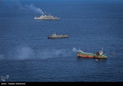 Iran, China, Russia End Trilateral Joint Naval Exercise