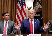 سیانان: مخالفت با ترامپ جایگاه وزیر دفاع آمریکا را متزلزل کرد