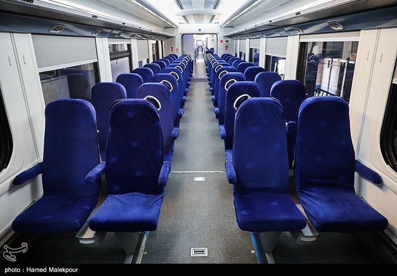 ورود 65 دستگاه ناوگان ریلی تولید داخل به شبکه راهآهن