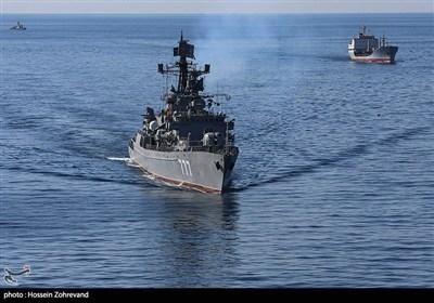 رزمایش مشترک دریایی ایران، روسیه و چین پایان یافت