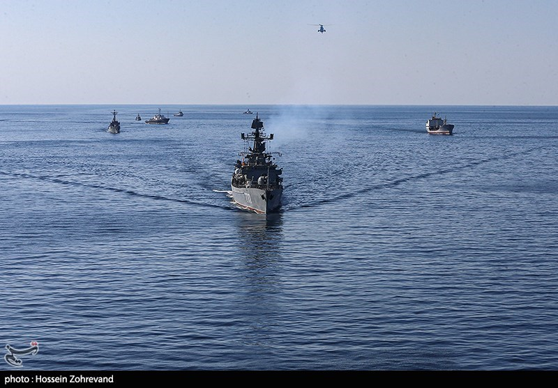 Iran's Army Plans Massive War Game in Southern Waters