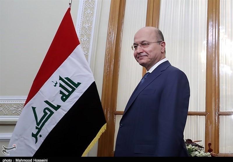 العراق.. بدء اجتماع صالح مع عدد من النواب لمناقشة حسم مرشح رئیس الوزراء