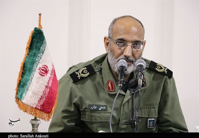 Vital American Targets in Region Within Reach: Iranian Commander