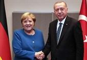 گفتوگوی مرکل و اردوغان در خصوص نشست سران اتحادیه اروپا درباره ترکیه