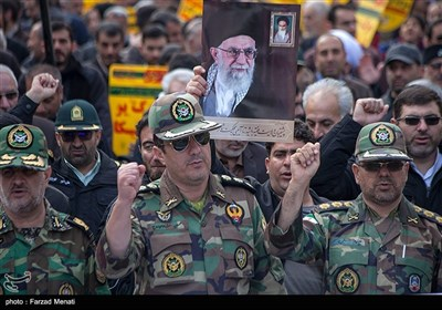 Rallies Held in Iran to Mark 2009 Public Support for Islamic Establishment