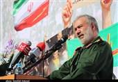 """الادمیرال فدوی لـ """"تسنیم"""": المطبعون مع الکیان الصهیونی سیتلقون ضربة موجعة من جبهة الحق"""