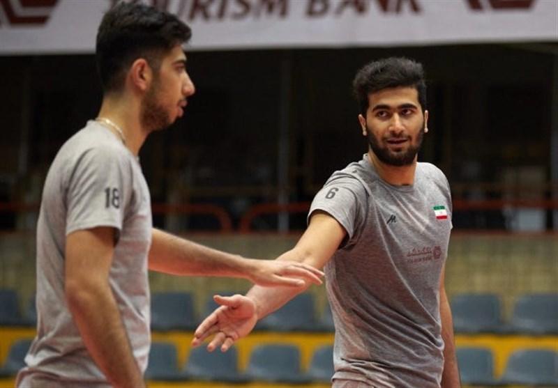 ملیپوش والیبال ایرانی راهی لیگ بلژیک شد