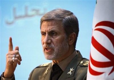 وزیر دفاع: موشکباران عینالاسد در بالاترین سطح استانداردها انجام شد