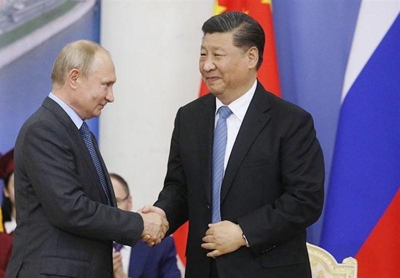 تأکید رئیس جمهوری چین بر تقویت هرچه بیشتر روابط با روسیه