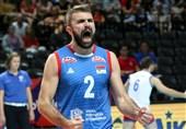کواچویچ، والیبالیست سال صربستان شد
