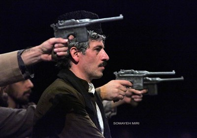 نمایش «بوقلمون»|جهان عیاران