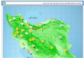 دمای هوای البرز کاهش مییابد/ ارتفاعات البرز برفی میشود