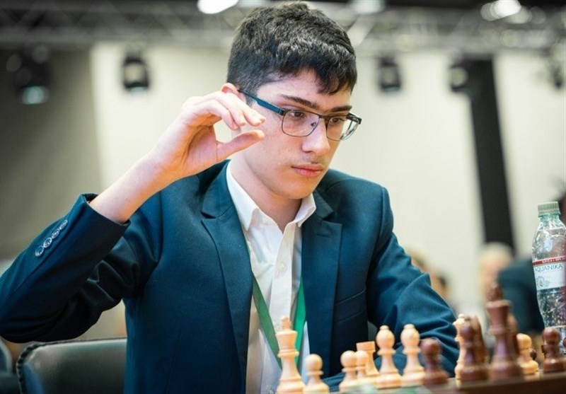 Alireza Firouzja Runner-Up at Norway Chess Tournament