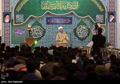 سخنرانی حجت الاسلام والمسلمین مصطفی رستمی، رئیس نهاد نمایندگی مقام معظم رهبری در دانشگاهها