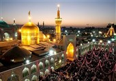 پخش مستقیم زیارت امینالله از حرم مطهر رضوی از ساعت 17 امروز + لینک