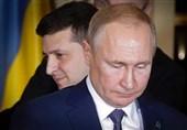 رئیس جمهوری اوکراین مذاکرات مستقیم با پوتین را بسیار مهم میداند