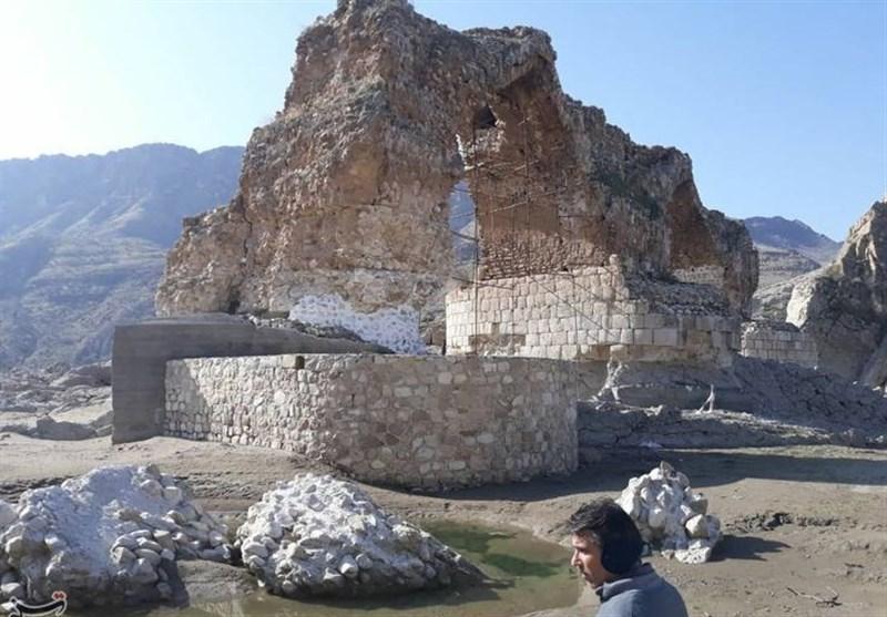 مرمت بخشی از پل تاریخی «سیپله» در کوهدشت آغاز شد