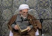 توصیۀ آقا مجتبی تهرانی به قرائت دعای شب نیمه شعبان برای دفع بلا